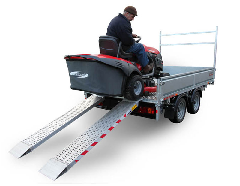 Buy Aluminium Loading Ramps UK Ireland