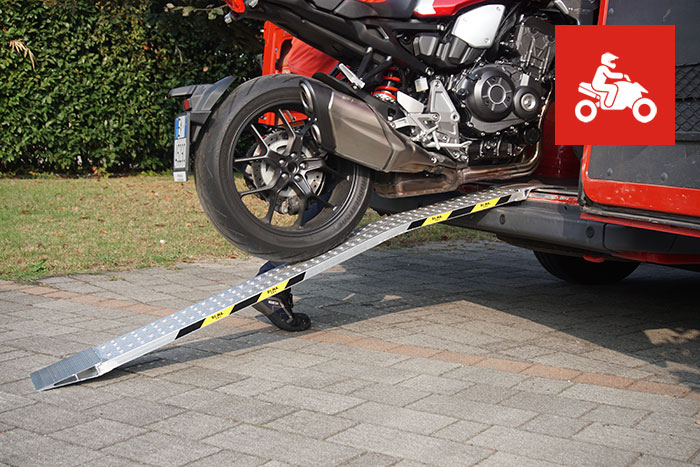 Single / Motorbike Ramps