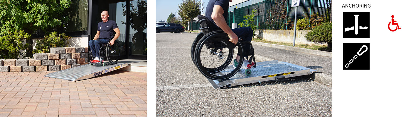 Disabled Access Ramps - The Ramp Company UK & Ireland