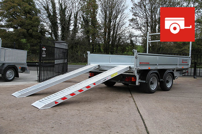 Aluminium Trailer Ramps